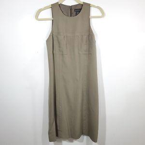 Banana Republic 100% silk A Line Dress